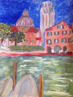 venice-canal-painting